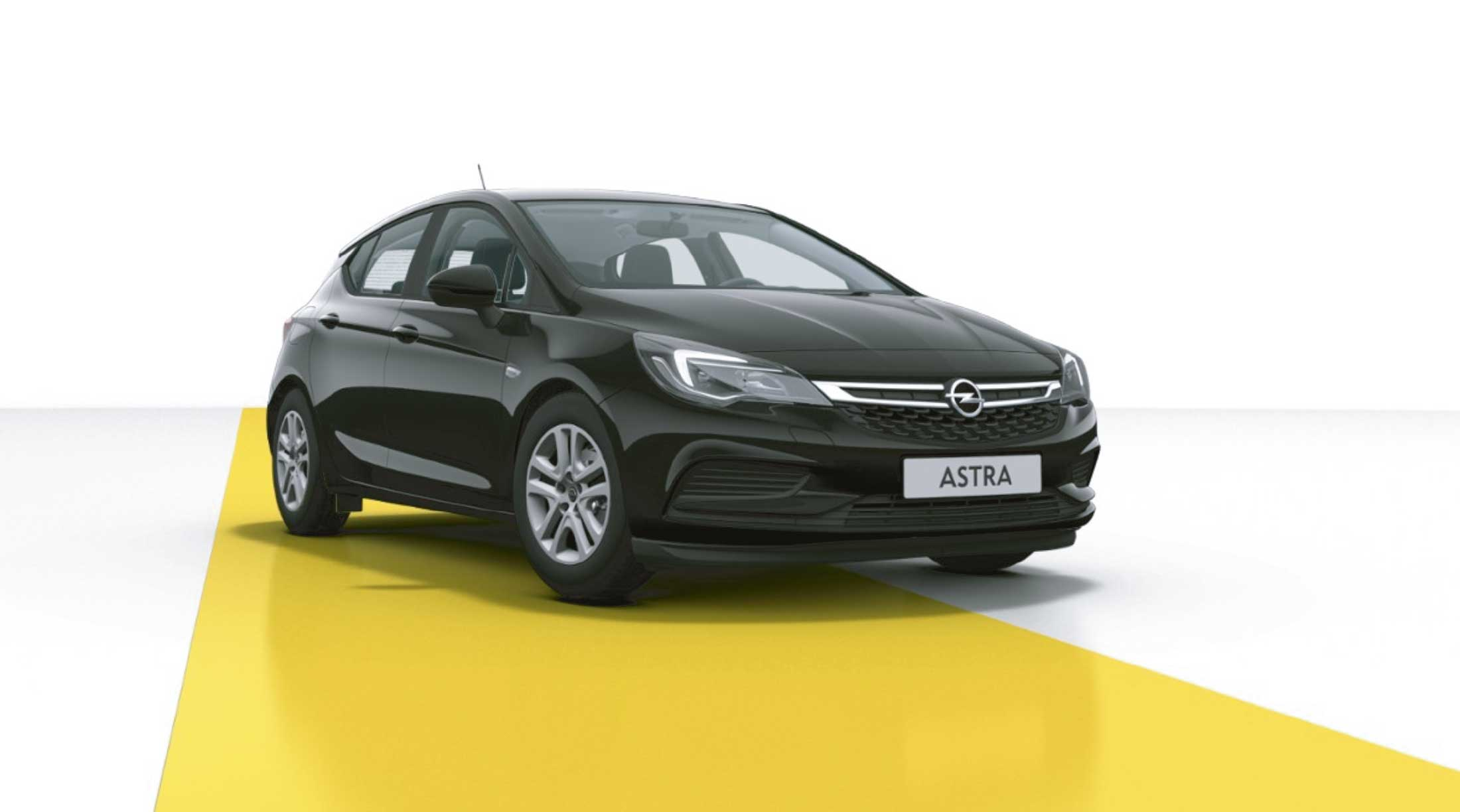 Opel Astra Angebot