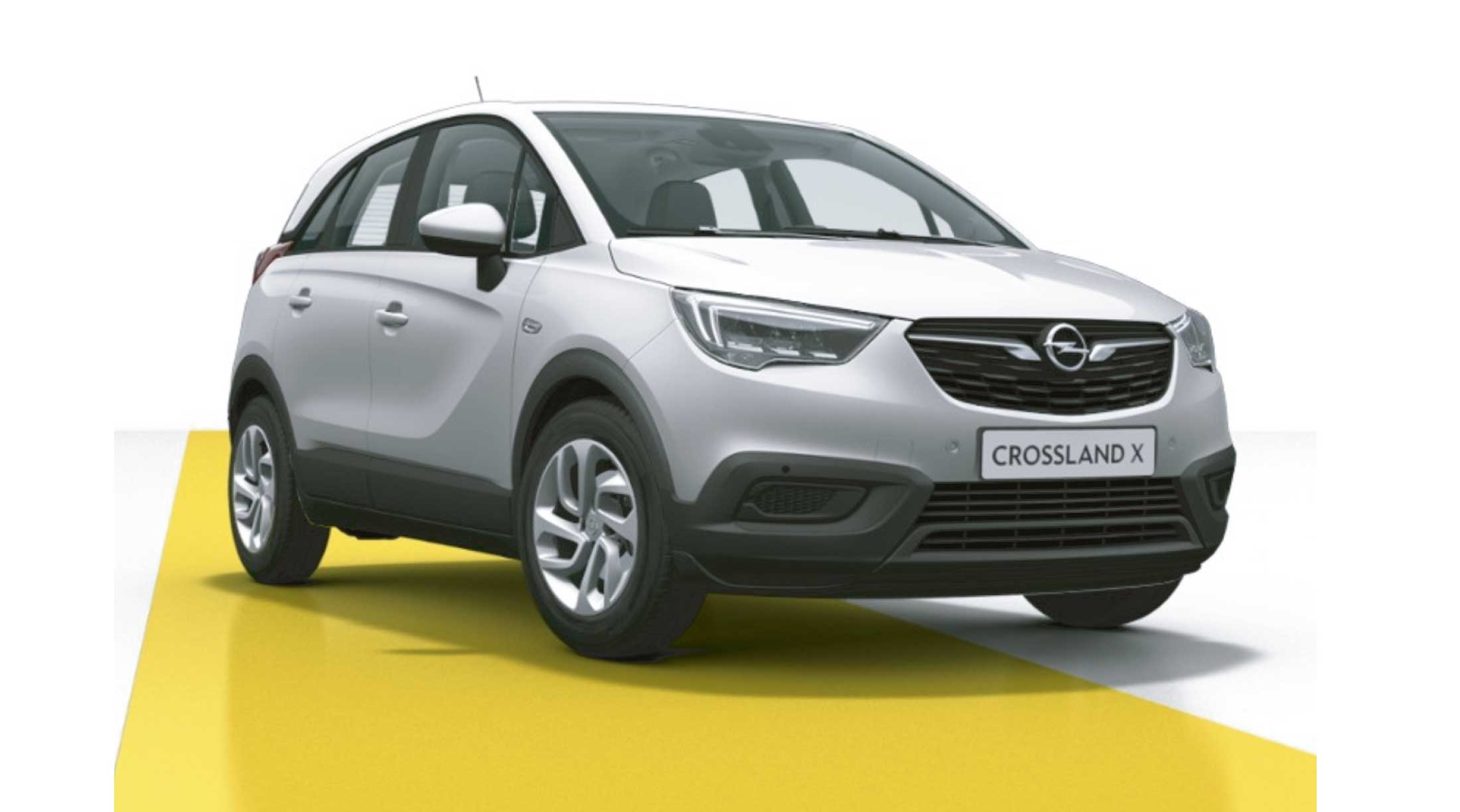 Opel Crossland X Angebot